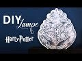 DIY LAMPE HARRY POTTER - Avec la résine Resinpro | HARRYPOTTER light