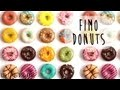 Tutoriel 16 : Réaliser un Donut en Fimo / Clay doughnut.