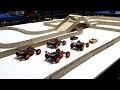 Créer une route de course en carton pour les super voitures