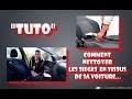 """""""TUTO"""" Comment Nettoyer Les Sièges En Tissus De Sa Voiture..."""