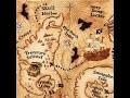 Enfin une nouvelle vidéo!;) Comment faire du vieu papier (carte au trésor).