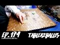 Customisation d'une table pourrie Ikea - TableA2Balles - Ep174