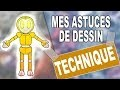 MES ASTUCES DE DESSIN TECHNIQUE