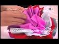 houda fleur en papier crepon 2
