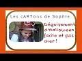 TUTO CARTON FACILE : comment faire un chapeau en carton ?