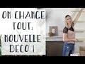 Vlog #7 | Relooking de ma zone de tournage + Concours sur Instagram
