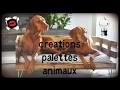 Créations en palettes pour animaux