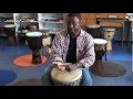 Leçon debutant Easy-Djembé : Le rythme Kedon du Cameroon