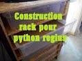 Tuto : Construction d'un rack pour serpent , fabrication d'un rack d'élevage