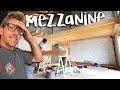 NOUVELLE MEZZANINE  - Passion Rénovation Ep14 - construction maison travaux DIY