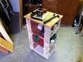 Fabrication d'une servante de finition - Projet en palette !