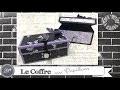 """Vidéo-Tuto """"Coffre aux Papillons"""" par Coul'Heure Papier"""
