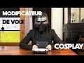 COSPLAY Transformateur de voix REVIEW KYLO REN