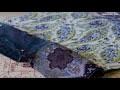 Les tableaux en art textile par Adeline Thomas : Partie 1