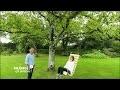 Créer une chaise suspendue dans votre jardin - Do it Yourself - Silence ça Pousse
