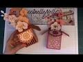 Carte box ORCHIDEES GRIMPANTES