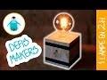 Fabriquer une lampe en 2h - Défis makers #UltimateDefi