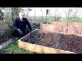 Concevoir un petit jardin surélevé
