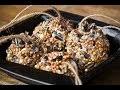 Bidouille 6: Fabriquer sa nourriture pour oiseaux