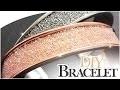 UN BRACELETS EN CRISTAL ROSE GOLD & ARGENT ? | TUTO DIY