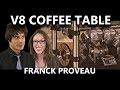 Fabrication Table V8 (par Franck Proveau) / Heavy Bolts Workshop