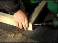 créer une terrasse en bois et d'une pergola