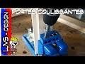 FABRICATION ET POSE DE PORTE COULISSANTE DESIGN - LJVS