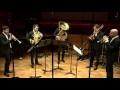 Bach : Concerto pour violon n° 1 en la mineur par Local Brass
