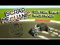 LET'S BUILD / TUTO FR - TILE EDITOR #2 Terraforming - Scrap Mechanic FR