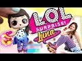 DIY Soy Luna Poupées LOL surprise custom dolls LOL Luna poupées