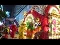 Hong Kong: parade du Nouvel An chinois