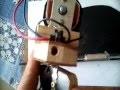 fabrication d'une mini éolienne horizontale