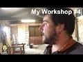 Mon atelier, Cloison bois et divers - #atelierljvs