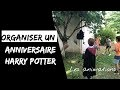 Anniversaire Harry Potter - 8 idées d'animation