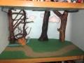Making a scene for Smurfs ( Creation du decor : Les Schtroumpfs Promenade en Forêt )