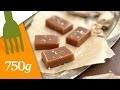 Recette de Caramels mous au beurre salé - 750g