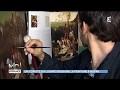 Un copiste du Louvre enseigne la peinture à Royan