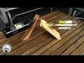 Comment construire un porte bouteille de vin en bois magique!
