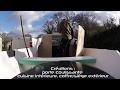 restauration bateau cabine  partie 1