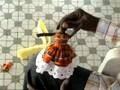 Artisanat Equitable Senegalais Couture Poupée