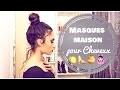 ✄ Masques MAISON pour CHEVEUX ⎢PRODUITS naturels !⎢GisèleRodrigues