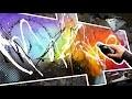 Demonstration Peinture Abstraite acrylique | Space Travel