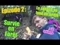 Jojo Bernard survie en faux ré - Epizode 2: la cabane au fin fond du jardin