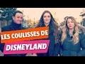 ✿ Les secrets du parc Disneyland Paris avec Marie et Marine ✿