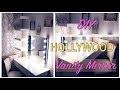 DIY HOLLYWOOD Vanity Mirror /Mon Coin Make-up | SKAIILA
