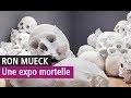 Ron Mueck crane avec ses sculptures géantes ! Vidéo exposition YouTube