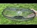 Comment faire un piège à poisson de la garde électrique du ventilateur