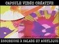 Capsule Créative - Essoreuse à salade et acrylique - www.journal-creatif.com