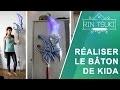 Noob Atelier: Réaliser le bâton de Kida