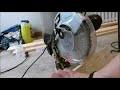 Fabrication d'un cache radiateur maison n°2